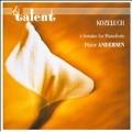 Kozeluch: 4 Sonatas for Pianoforte / Diane Andersen