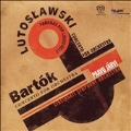 BARTOK:CONCERTO FOR ORCHESTRA SZ.116/LUTOSLAWSKI :FANFARE FOR LOUISVILLE/ETC :PAAVO JARVI(cond)/CINCINNATI SYMPHONY ORCHESTRA