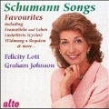 Schumann: Favourite Songs