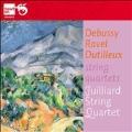 String Quartets - Debussy, Ravel, Dutilleux