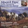 Elgar: Cello Concerto, Serenade for Strings, etc
