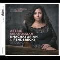 Khachaturian & Penderecki: Cello Concertos