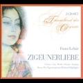 Lehar: Zigeunerliebe / Wilhelm Stephan, Hamburg Radio Symphony Orchestra, Gustav Neidlinger, Helene Werth, etc