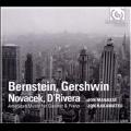 American Music for Clarinet & Piano - Bernstein, Gershwin, Novacek, etc