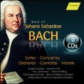 Best of J.S.Bach - Suites, Concertos, Oratorios, Cantatas, Motets