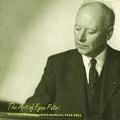 The Art of Egon Petri - Concert performances..., 1954-1962