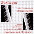 Chapple: Burlesque for Two Pianos, Sonata for Piano, etc / Goldstone and Clemmow