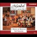 Handel: Concerti grossi Op 6 / Turovsky, Musici de Montreal