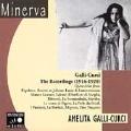 Amelita Galli-Curci - The Recordings (1916-1920)