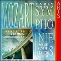 Mozart: Early Symphonies Vol 1 / Scimone, I Solisti Veneti