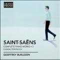Saint-Saens: Complete Piano Works Vol.3
