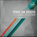 Violin Duos - J.M.Leclair, Telemann, Ysaye
