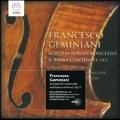 F.Geminiani :Sonatas for Violoncello & Basso Continuo Op.5, etc