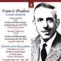Poulenc: Concert Champetre, etc / Wanda Landowska, et al
