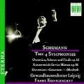 Schumann: The 4 Symphonies, etc
