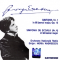 Enescu:Symphony No.1/etc:Horia Andreescu