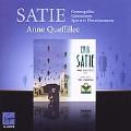 Satie: 3 Gymnopedies, 6 Gnossiennes, etc / Anne Queffelec