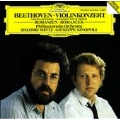 Beethoven: Violin Concerto Op.61, Romances No.1 Op.40, No.2 Op.50 / Shlomo Mintz(vn), Giuseppe Sinopoli(cond), Philharmonia Orchestra