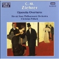 C.M.Ziehrer: Operetta Overtures -Ball at the Court, The Stupid Heart, The White Magician, etc (12/8-11/2006) / Christian Pollack(cond), Slovak State Philharmonic Orchestra, Kosice