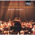 Brahms: Symphony no 2 & 3 / Mariss Jansons, Oslo PO