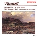 Stanford: Symphony no 1, etc / Handley, Ulster Orchestra