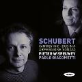 Schubert: Arpeggione Sonata D.821, Duo D.574, Fantasy D.934 / Pieter Wispelwey, Paolo Giacometti