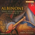 Albinoni: Homage to a Spanish Grandee - Concertos from Op.10