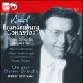 J.S.Bach: Brandenburg Concertos No.1-No.6, Concerto for 3 Violins BWV.1064, etc