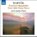 Bartok: Piano Music Vol.7 - 14 Bagatelles, 9 Little Piano Pieces