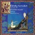 Rimsky-Korsakov for Piano Duo - Scheherazade, Antar, Neapolitan Song