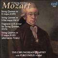 Mozart: String Quintets Vol.3