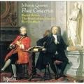 Quantz: Flute Concertos / Rachel Brown, Roy Goodman