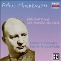 Hindemith: Noblissima Visione, Suite Franzoesischer Taenze