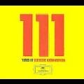 111 Years of Deutsche Grammophon - 111 Classic Tracks<限定盤>
