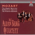 Mozart: Haydn, Hoffmeister and Prussian Quartets / Alban Berg Quartet