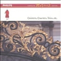 MOZART:COMPLETE EDITION VOL.6 -QUINTETS,QUARTETS,TRIOS,ETC:ACADEMY OF ST.MARTIN IN THE FIELDS CHAMBER ENSEMBLE/ETC