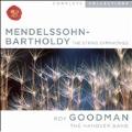 Mendelssohn: String Symphonies No.1-No.13:Roy Goodman(cond)/Hanover Band