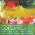 20TH CENTURY MASTERS VOL.3 -COPLAND & HIS AMERICAN CONTEMPORARIES:HAILSTORK/COPLAND/ETC:EDWARD HIGGINBOTTOM(cond)/CHOIR OF NEW COLLEGE OXFORD