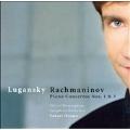 Rachmaninov: Piano Concertos no 1 & 3 / Lugansky, et al