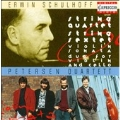 Schulhoff: String Quartet, Sextet, etc / Petersen Quartet
