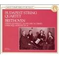 Beethoven: String Quartets Op 18 / Budapest String Quartet