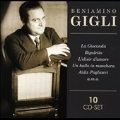 Beniamino Gigli - La Gioconda, Rigoletto, L'Elisir d'Amore, etc