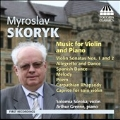 M.Skoryk: Music for Violin and Piano