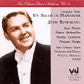 Verdi: Un Ballo in Maschera / Herbert, Bjoerling, et al