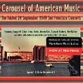 Carousel of American Music - 1940 San Francisco Concerts