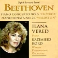 Beethoven: Piano Concerto no 5, etc / Vered, Kord, Warsaw PO