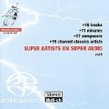 Super Artists on Super Audio Vol.6