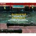 Albinoni: Concerti & Sonatas