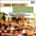 Henri Dutilleux: Symphony No.1, Deux Sonnets de Jean Cassou, Metaboles