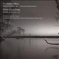 Florence Price: Violin Concerto No. 1; Violin Concerto No. 2; Ryan Cockerham: Before, It was Golden